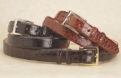 Classic Alligator Belt