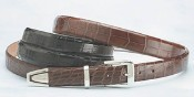 Millennium Alligator Belt