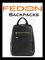 Fedon 1919 Leather Backpacks