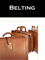 Jack Georges Belting Leather Goods Collection