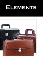Jack Georges Elements Leather Bags