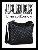 Jack Georges Limited Edition Leather Goods