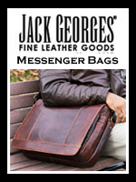 Jack Georges Messenger Bags | Men and Women