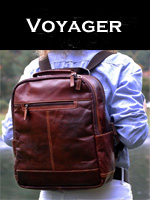 Jack Georges Voyager Buffalo Leather Goods