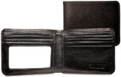 Jack Georges Prestige Bi-Fold Mens Leather Wallet