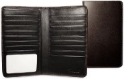 Jack Georges Prestige Breast Secretary Mens Leather Wallet