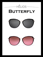 Helios Butterfly Sunglasses