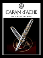 Caran d'Ache Swiss Luxury Pens & Leather Goods