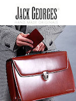 Jack Georges Leather Collections for Men and Women