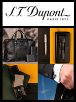 S. T. Dupont Luxury Goods | Paris France