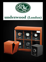 Underwood Watch Winders and Men's Accessories