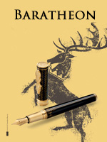 Montegrappa Game of Thrones Baratheon Pens