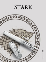 Montegrappa Game of Thrones Stark Pens