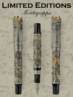 Montegrappa Limited Edition Pen Collections