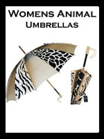 Pasotti Women's Animal Umbrellas