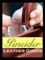 Pineider Luxury Leather Goods Collections