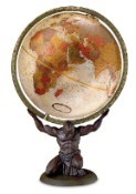Replogle Atlas World Globe