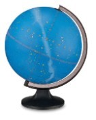 Replogle Constellation - Illuminated World Globe