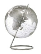 Replogle Crystal Marquise World Globe