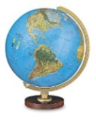Replogle Livingston Illuminated World Globe