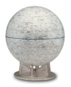 Replogle Moon Globe - Official NASA