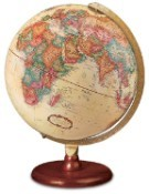Replogle Piedmont World Globe