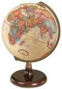 Replogle Quincy World Globe