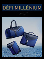 S. T. Dupont Defi Millenium Men's Leather Goods Collection