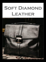 Line D Soft Diamond Leather Goods