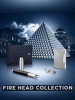 S. T. Dupont Fire Head Collection