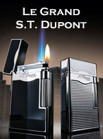 Le Grand S.T. Dupont Lighters