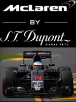 S. T. Dupont McLaren Collection - Men's Limited Edition