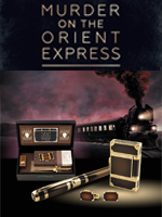 S.T. Dupont Murder On The Orient Express
