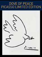S.T. Dupont Picasso Dove of Peace