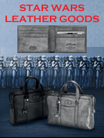 S. T. Dupont Star Wars Leather Goods