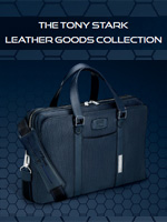 S.T. Dupont Tony Stark Leather Goods