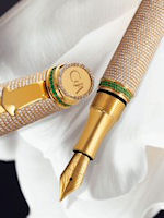 Caran d'Ache Limited Edition Jewelry Pens