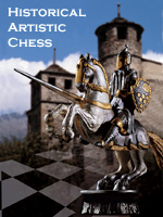 Historical and Artistic Chess Sets