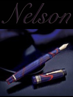 Conway Stewart Nelson Series Pens
