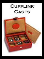 Luxury Cufflinks Boxes & Cases