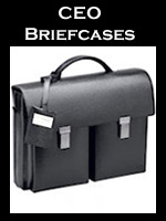 Luxury Leather Briefcases for CEO