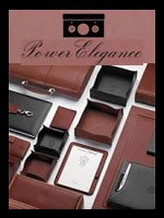 Pineider Power Elegance Luxury Tuscan Leather Goods | Italian