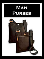 Man Purses and Small Shoulder Bags for Men