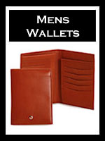 Men's Luxury Leather Wallets