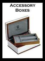 Valets & Storage Boxes