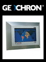 Geochron Global Clocks