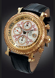 Handmade watches for men and ladies.