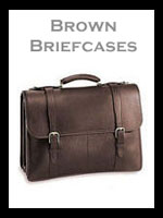 Brown Leather Briefcases