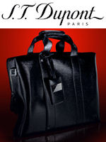 S. T. Dupont Leather Goods