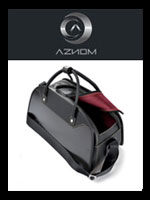 Aznom Carbon Business Bags